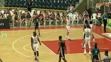 Mogi Basquete fecha sequência de três jogos fora de casa com 100% de aproveitamento - Time venceu o Basquete Cearense por 73 a 60, na noite da última quinta-feira, em Fortaleza.