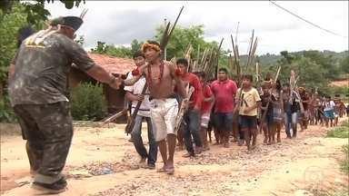 MP pede medidas urgentes para evitar invasão na área dos awa-guajá - Terra dos índios awá-guajá fica na região mais preservada do que resta da floresta amazônica no Maranhão e que agora está ameaçada por posseiros.