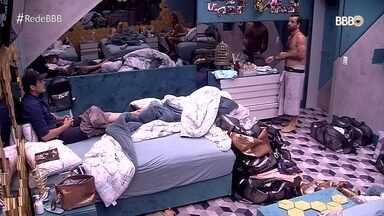 Brothers e Sisters conversam sobre possibilidades de voto - Diego e Gustavo acham que Vinicius pode ser votado pela casa