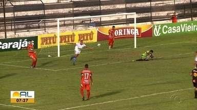 Jaciobá e Ceo fizeram o jogo de abertura do Campeonato Alagoano - Partida terminou em 2x1, com vitória do time azulino.