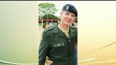 Sargento morre após um teste de aptidão física para o curso básico de paraquedista - Gabriel Trettel Telles tinha 27 anos. Ele está sendo velado em Itu (SP). A causa da morte ainda é desconhecida.