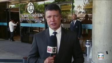 Boletim: termina a cirurgia de Jair Bolsonaro para a retirada da bolsa de colostomia - Também no Jornal nacional: Defesa Civil confirma a morte de 60 pessoas após rompimento de barragem em Brumadinho (MG). Até a tarde desta segunda-feira (28), são 292 pessoas desaparecidas.