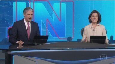 Jornal Nacional, Íntegra 28/01/2019 - As principais notícias do Brasil e do mundo, com apresentação de William Bonner e Renata Vasconcellos.
