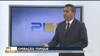 MPF pode pedir novas prisões pela operação topique - MPF pode pedir novas prisões pela operação topique