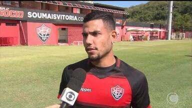Piauiense que se destacou no Palmeiras muda de clube e joga pelo Vitória-BA - Piauiense que se destacou no Palmeiras muda de clube e joga pelo Vitória-BA