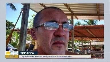Capixaba está entre os desaparecidos de Brumadinho - Uberlândio Antônio da Silva, de 54 anos, é mecânico de empilhadeira. Ele prestava serviço para Vale e estava no refeitório da empresa quando a barragem rompeu