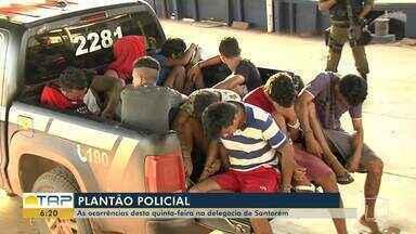 Veja o giro com as notícias da área policial desta quinta no Bom Dia Tapajós - Confira as principais notícias da área policial desta quinta (31).