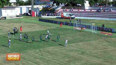 Veja os gols do campeonato carioca - Vasco vence a Portuguesa-RJ. Fluminense goleia o Madureira.
