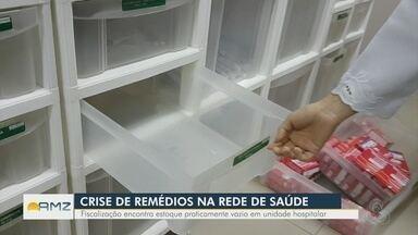 Susam é investigada por suposta omissão de informações em unidades de saúde no AM - Secretário da pasta, Carlos Almeida, teria faltado duas reuniões com Procuradoria Geral de Justiça para discutir crise na saúde.