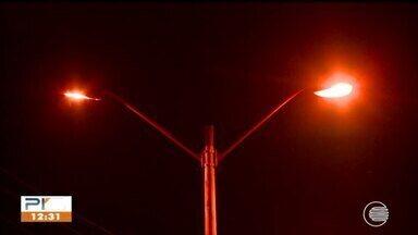 Serviço de iluminação pública será gerido por meio de PPP - Serviço de iluminação pública será gerido por meio de PPP