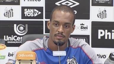 Luiz Felipe fala sobre boa fase da defesa do Santos - O zagueiro comentou a fase defensiva do Santos, que ainda não levou gol no Campeonato Paulista