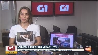 Confira os destaques do G1 Santa Catarina desta quinta-feira (31) - Confira os destaques do G1 Santa Catarina desta quinta-feira (31)