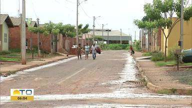Vandalismo causa prejuízo para serviços públicos em Araguaína - Vandalismo causa prejuízo para serviços públicos em Araguaína