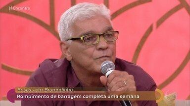 Moacyr Duarte aponta as falhas de segurança na barragem de Brumadinho - Especialista em gerenciamento de risco diz que tragédia poderia ter sido evitada se a empresa tivesse tomado medidas de segurança corretas