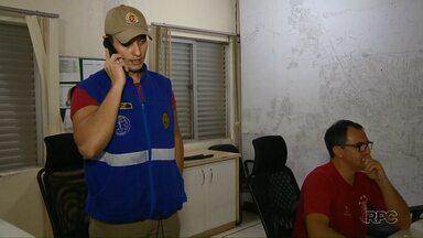 Sete em cada dez chamadas para os Bombeiros de Foz são trotes - Essas ligações atrapalham o trabalho dos Bombeiros.