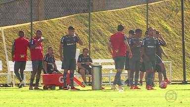 """Atlético-MG """"aquece"""" em janeiro de olho no início da Copa Libertadores diante do Danubio - Galo enfrenta a equipe uruguaia pela Pré-Libertadores visando uma vaga na fase de grupos da competição"""