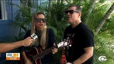 Banda Love Rock realiza show em Maceió - Evento acontece na noite desta sexta-feira (1).