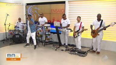 Banda Psirico é a convidada do estúdio do BMD desta sexta-feira (1) - Grupo se apresenta em Salvador neste sábado (2). Saiba mais detalhes sobre a festa.