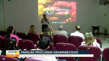 Grupo Rede Amazônica inicia projeto para ajudar encontrar pessoas desaparecidas - Casos envolvem pessoas de todas as idades.