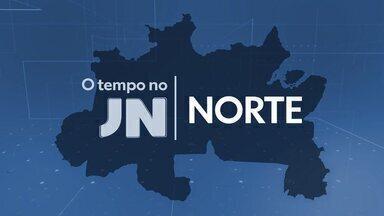 Veja a previsão do tempo para este sábado (2) no Norte - Veja a previsão do tempo para este sábado (2) no Norte