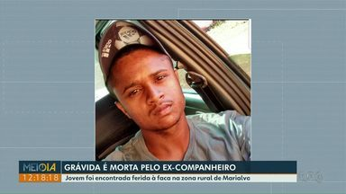 Homem mata mulher grávida em Marialva - Jovem foi encontrada ferida à faca na zona rural do município.