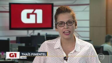 G1 MG no Bom Dia Minas: 'Lama' volta ao teatro com protestos sobre Brumadinho - Peça fica em cartaz entre 14 e 24 de fevereiro e terá manifestações após cada espetáculo. 'É um momento importante de deixar claro que a arte dá resposta a esses crimes', diz diretor.
