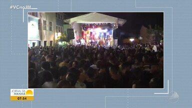 Música: Cortejo Afro realiza ensaio em Salvador - Veja imagens da festa.