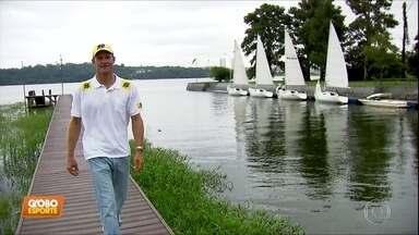 Bicampeão olímpico, Robert Scheidt desiste de aposentadoria para tentar medalha em Tóquio - Bicampeão olímpico, Robert Scheidt desiste de aposentadoria para tentar medalha em Tóquio