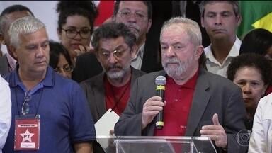 Lula é condenado pela segunda vez na Lava Jato - O ex-presidente foi considerado culpado pelos crimes de corrupção e lavagem de dinheiro no caso do sítio de Atibaia.