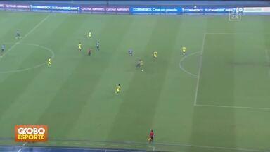 Alegria alvinegra - Botafogo vence o Defensa y Justicia pela Sul-americana, com golaço de Erik.