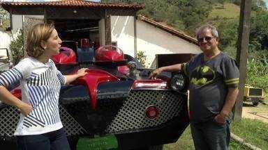 'Revista' encontra carros curiosos no Sul do Estado do Rio - Parte 1 - Reveja os passeios de Teresa Freitas em automóveis cheios de história e estilo.