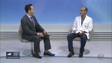 Especialista fala sobre importância do combate à leucemia - Especialista fala sobre importância do combate à leucemia