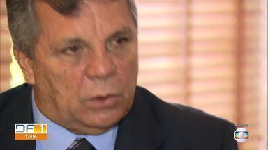 Tribunal de Justiça condena ex- deputado Alberto Fraga pela terceira vez - Fraga foi condenado por concussão, por ter exigido vantagens indevidas de representantes da Cooperativa de Transporte Alternativo Coopatag, do Gama,na época em que era secretario do governo Arruda