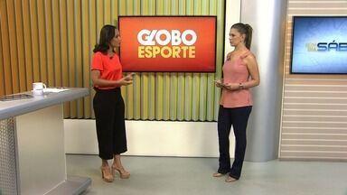 Incêndio no CT do Flamengo é um dos destaques - Tâmara Oliveira falou sobre o assunto.