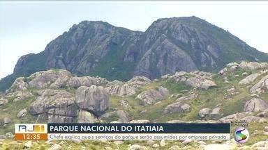 Parque Nacional do Itatiaia: saiba quais serviços serão assumidos por empresa privada - Uma empresa assumiu, pelos próximos 25 anos, alguns setores no parque mais antigo do país, que completa 82 anos nesse ano.
