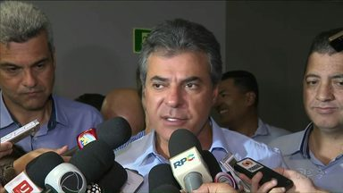 MP recorre da decisão que colocou ex-governador Beto Richa em liberdade - Richa foi solto na semana passada após determinação do presidente do STJ, Ministro João Otávio de Noronha.