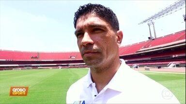Ídolos - Renato agora é executivo de futebol do Santos - Ídolos - Renato agora é executivo de futebol do Santos