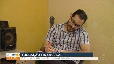 Saiba dicas para equilibrar dicas e sair do vermelho - Segundo CDL, mais de 60 milhões de brasileiros estão inadimplentes