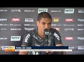 Atlético joga contra Caldense com time reserva em Poços de Caldas - Levir Culpi quer poupar jogadores titulares para Pré-Liberdadores na terça-feira (12).