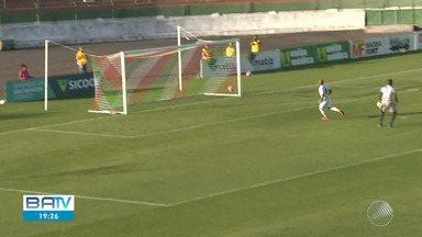 Baianão 2019: Fluminense de Feira vence o Atlético de Alagoinhas por 1 a 0 - Gol foi marcado por Reinaldo Alagoano no início da partida, que aconteceu no estádio Joia da Princesa, em Feira de Santana.
