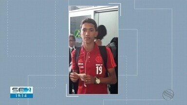 Corpo do jogador sergipano foi identificado pela arcada dentária - Athila Paixão, 14 anos, e morreu na sexta-feira (8) no incêndio do CT do Flamengo.