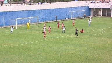 Romarinho marca para o Nacional, mas árbitro anula o gol ao sinalizar impedimento - Naça vence o Sul América por 2 a 0, pela segunda rodada do Amazonense.