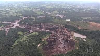 MP afirma que critérios da Vale indicariam risco em oito barragens - Documentos que a Vale forneceu ao MP fazem parte de estudos da própria empresa sobre risco de rompimento. Mineradora diz que já paralisou as operações nesses locais.