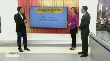 Confira os motivos que mais desclassificam profissionais em processos seletivos - Flávio Guimarães dá dicas para quem participa de processos seletivos de vagas de emprego.