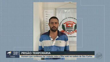 Pedreiro acusado de matar esposa e enteada tem prisão temporária decretada - Renato do Carmo responderá por duplo homicídio qualificado e feminicídio.