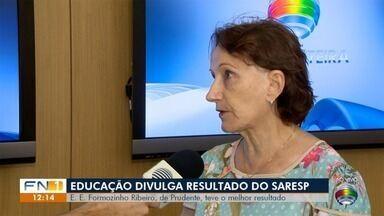 Resultados do Saresp são divulgados - Confira o desempenho das escolas da região de Presidente Prudente.