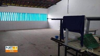 Alunos ficam sem aulas em Paulista por causa de falta de cadeiras e de profissionais - Em algumas escolas e creches da cidade, também existem problemas provocados por obras
