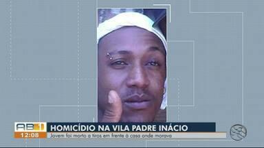 Homem é assassinado a tiros em bairro de Caruaru - Suspeito chegou em um carro, desceu do veículo e efetuou os disparos.