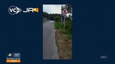 """""""VC no JA"""": morador reclama de falta de calçada - """"VC no JA"""": morador reclama de falta de calçada"""