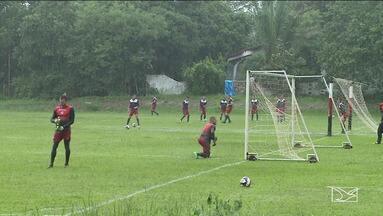 Moto finaliza preparação para encarar o Vitória, na Copa do Brasil - Rubro-Negro estreia sonhando com classificação para a segunda fase da Copa do Brasil